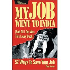 My Job Went to India - book cover